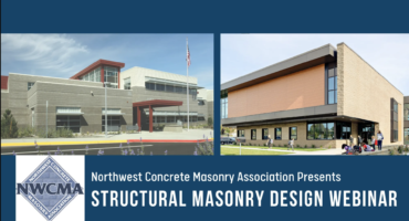 Structural Masonry Design Webinar Announced