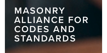 Masonry alliance for codes and standards